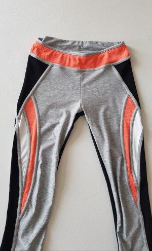 Bershka Spodnie sportowe Wielokolorowy