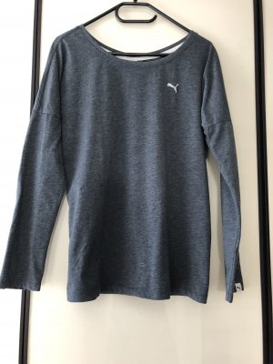 Puma Sportshirt grijs