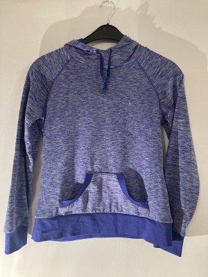 Workout Pull long gris violet