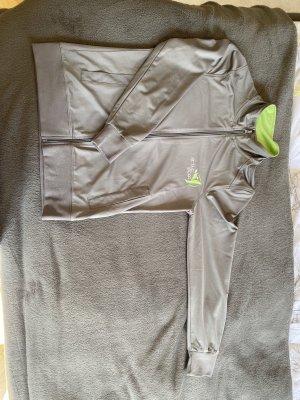 Active wear Lange jumper grijs
