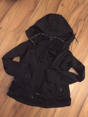 gentic Raincoat black