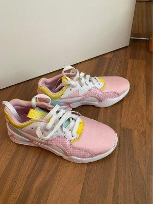 Puma Buty skaterskie w kolorze różowego złota-biały