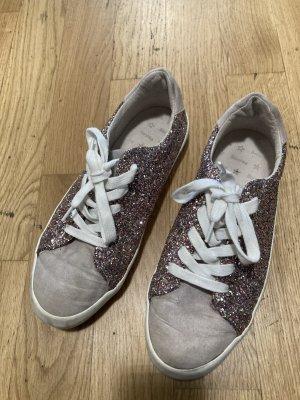 Sport Schuhe Glitzer rosa