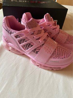Philipp Plein Sneakers met veters roze