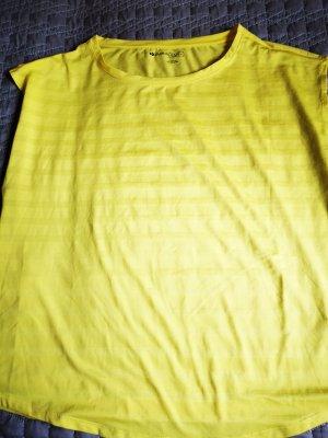 Even & Odd Maglietta sport giallo