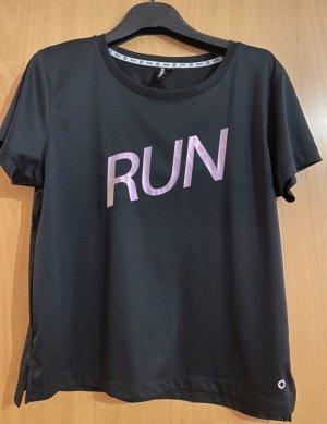 Alex T-shirt de sport noir