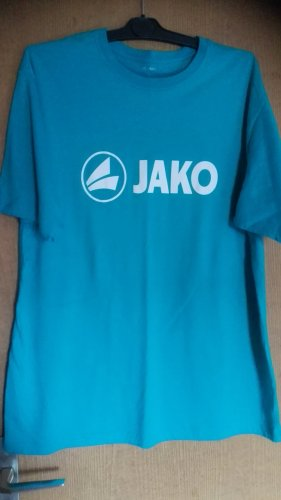 Jako Sports Shirt turquoise