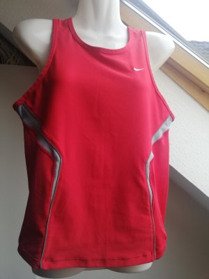 Nike Débardeur marcel rouge