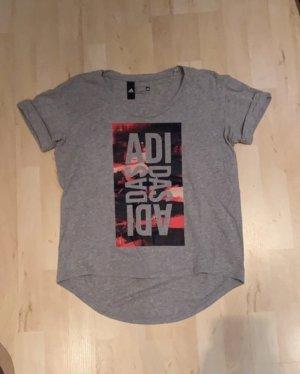 Adidas Koszulka sportowa szary