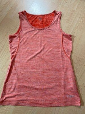 F.lli campagnolo cmp Sports Shirt salmon polyester