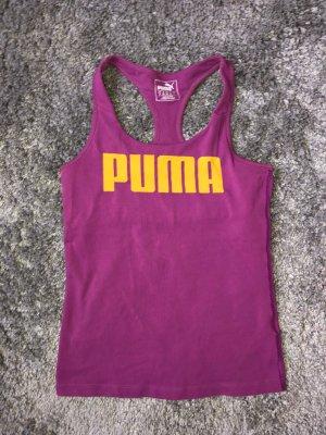 Puma Canotta sportiva viola