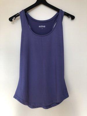 Sport Shirt Flieder Größe S von Active by tchibo