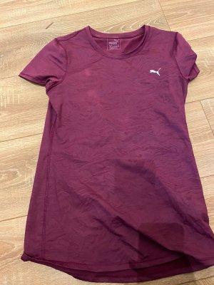 Puma Camisa deportiva lila