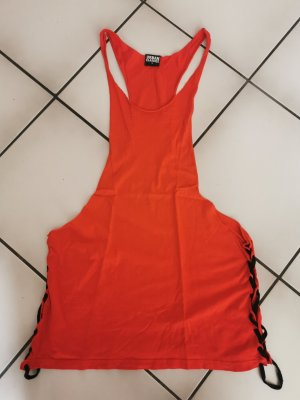 Sport Shirt/Kleid von Urban Classics mit tiefem seitlichem Ausschnitt