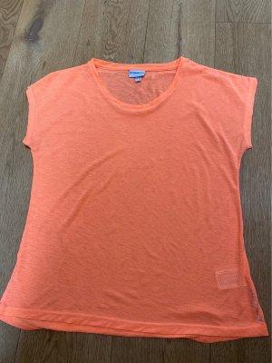 Sport Shirt neon orange