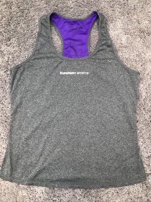 Sport Shirt Tanktop von Superdry