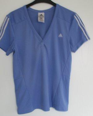 Adidas Originals Sportshirt azuur-paars Polyester