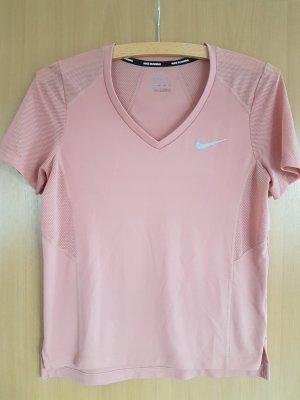 Sport-Shirt von Nike Gr. XS in apricot
