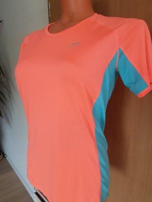 Sport-Shirt von PRO TOUCH in knalligem neon-orange Gr. 36
