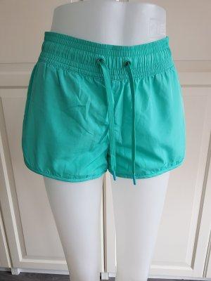 Sport-Shorts von H&M Grün Größe 36