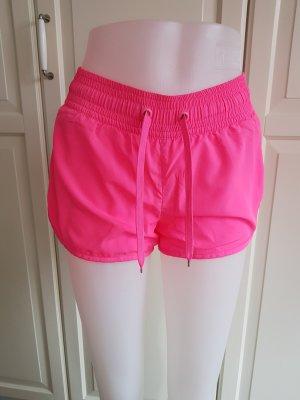 Sport-Shorts von H&M Pink Größe 36
