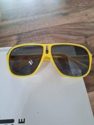 Angular Shaped Sunglasses yellow