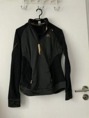 Decathlon Sweat Shirt black polyester