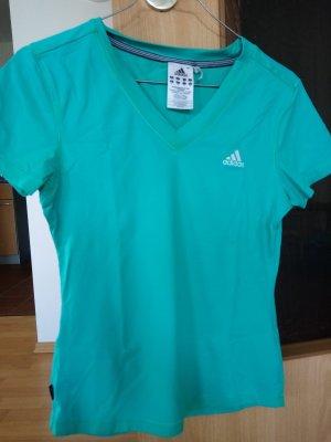 Adidas T-Shirt turquoise