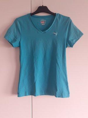 Puma Camisa deportiva turquesa