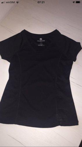 velocity Sports Shirt black polyester