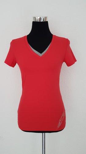 Authentic T-shirt de sport rouge clair polyamide