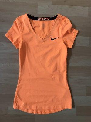Sport T-Shirt Nike Orange XS