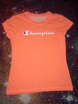 Champion Haut long orange