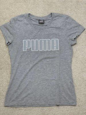 Puma Sportshirt lichtgrijs