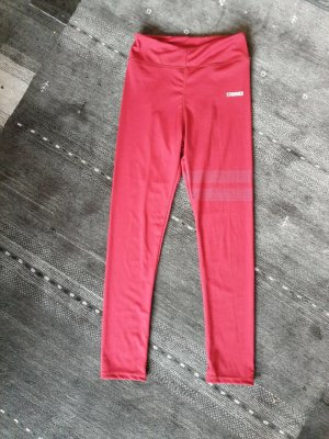 Sport-Tights in rot