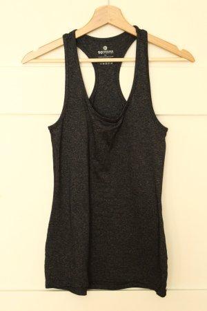 90 Degree by Reflex T-shirt de sport gris anthracite nylon