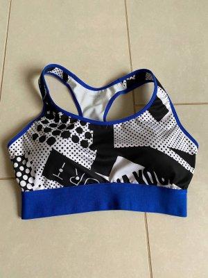 Adidas Stella Mccartney Top sportowy Wielokolorowy