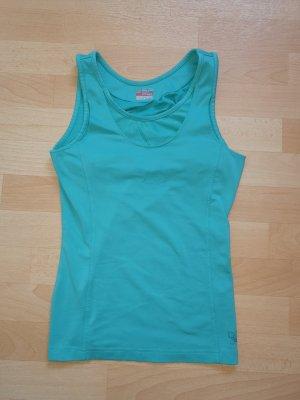 Edc Esprit Sports Tank turquoise