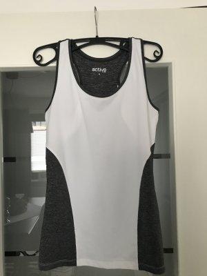 Tchibo / TCM Sportshirt veelkleurig Polyester