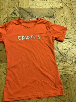 Craft Sportshirt oranje-neonoranje