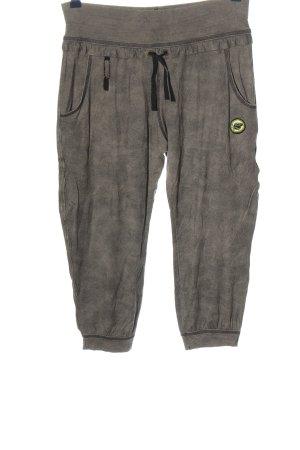 Sportalm Pantalon 3/4 gris clair style décontracté