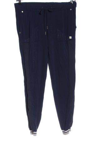 Sportalm Pantalone largo blu elegante