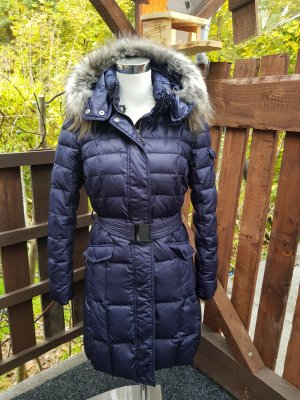 Sportalm Abrigo de plumón azul oscuro