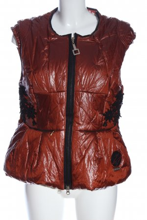 Sportalm Down Vest red casual look