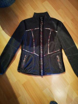 Sportalm Fleece Jackets grey-dark grey