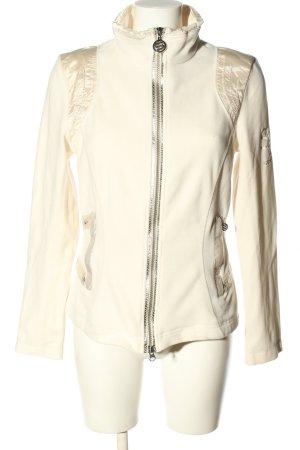 Sportalm Fleece Jackets cream casual look