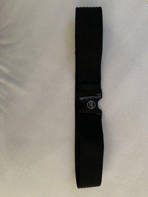 Sportalm Cinturón de cadera negro-gris claro