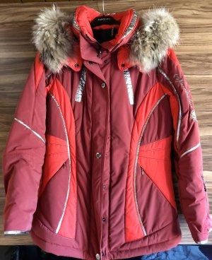 Sportalm Kurtka zimowa czerwony-bordo