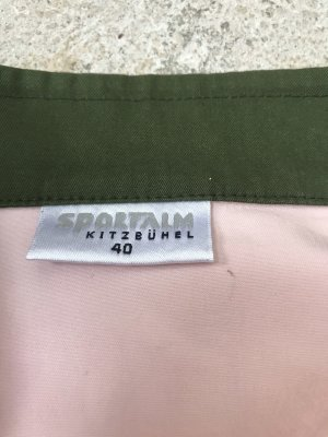 Sportalm Traditional Jacket pink-forest green