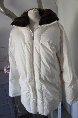 Sportalm Jacke Größe 44 weiß Daunenjacke